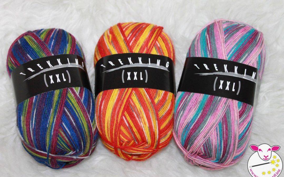 Neue Sockenwolle-Sets von Atelier Zitron eingetroffen